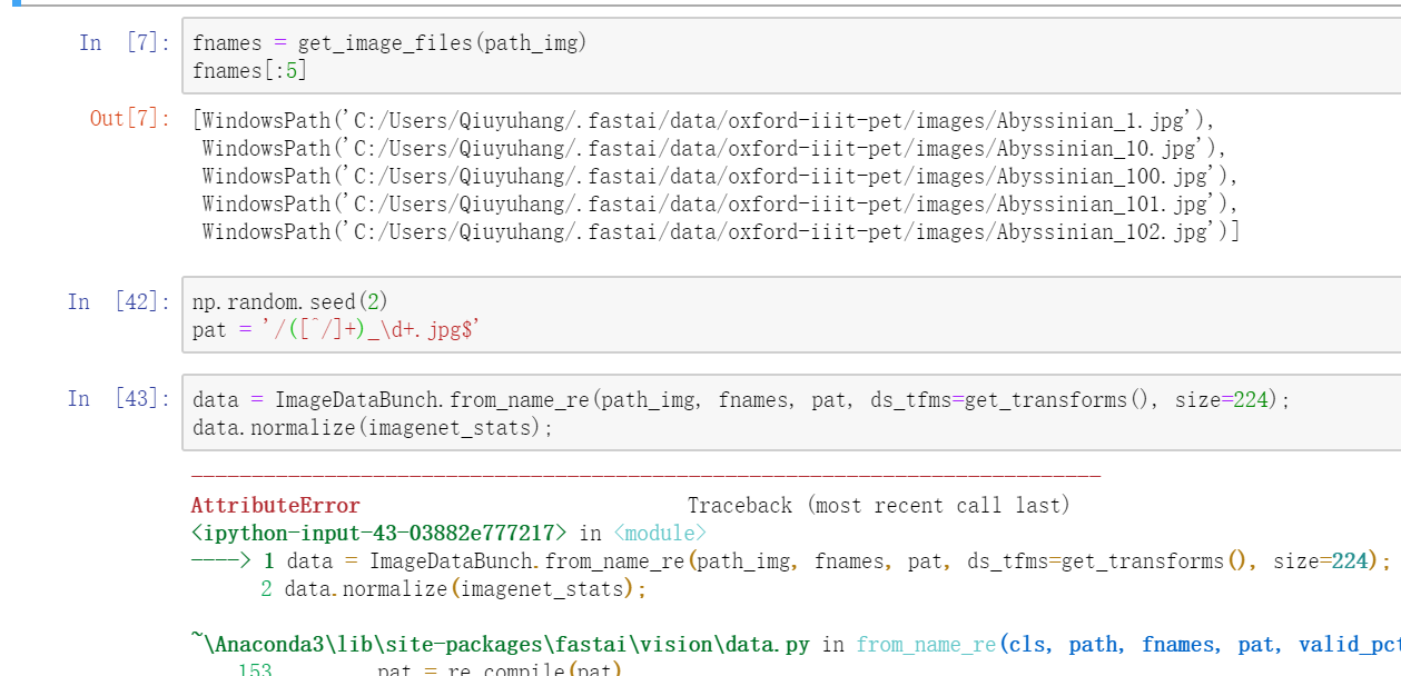 How to correct the code in fastai? - PyTorch Forums