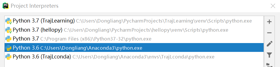 Install questions, Cannot import torchvision in pycharm (can