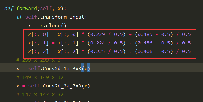 Question about inception v3 model - vision - PyTorch Forums