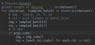 Questions related to Custom DataLoader - PyTorch Forums