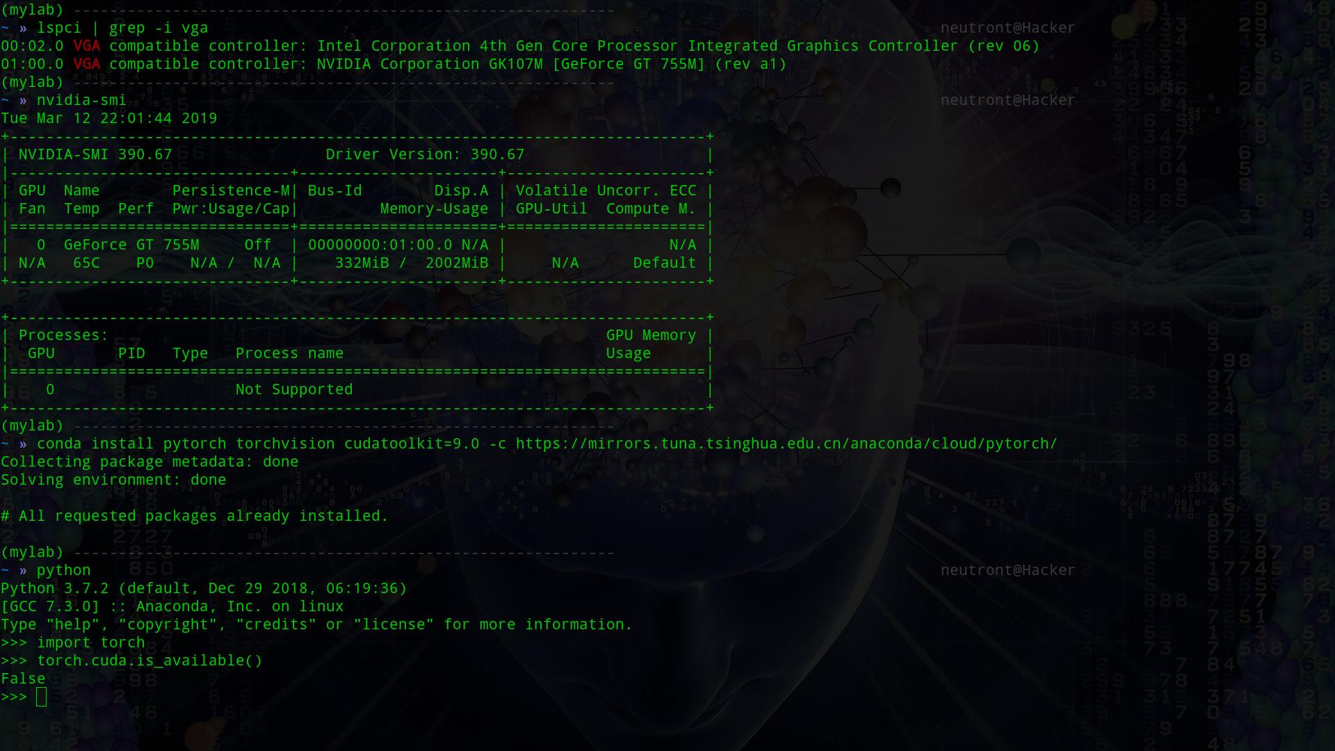 Install torch anaconda | torchvision 路 PyPI  2019-04-11