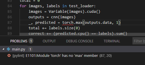 How to use visual studio code for pytorch - PyTorch Forums