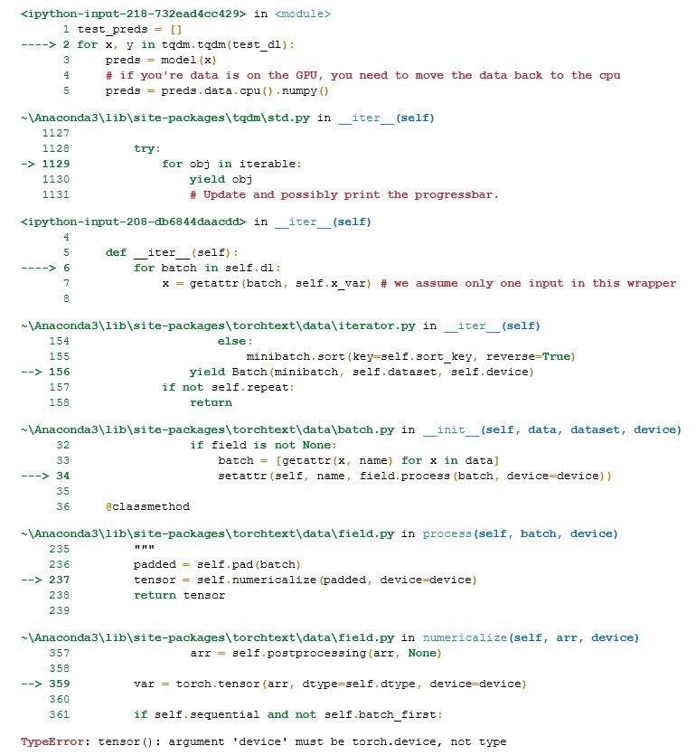 pytorch forum tensor problems2